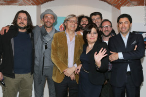 Alessandro Betti, Max Laudadio, Vittorio Sgarbi, AnnaMaria Barbera, Gianni Cinelli, Federico Basso, Davide Paniate, Salvo Nug