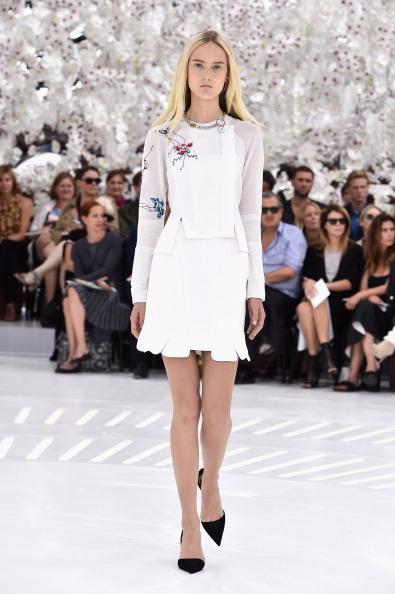 Christian Dior: Runway - Paris Fashion Week : Haute-Couture Fall/Winter 2014-2015