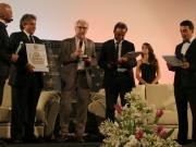 Premiazione Giordano e Chiariello